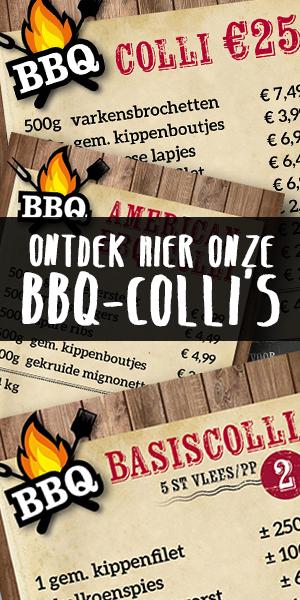 BBQ colli's - De kleine Bassin