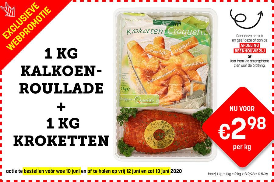 Online promotie - mei 1 - De Kleine Bassin